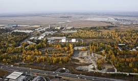 Repülőtéri Business Park fejlesztésbe kezd a Budapest Airport
