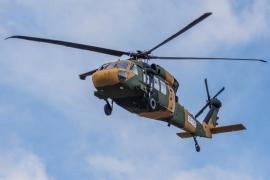 Átrepülték Törökországba az első mieleci T70-es Black Hawkot
