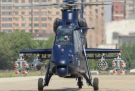 Felszállt a Z–19-es kínai harci helikopter export változata