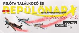 Pilóta Találkozó és Repülőnap 2012