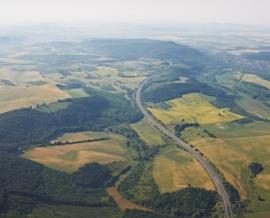 Légifotó kiállítás a Tripont Galériában