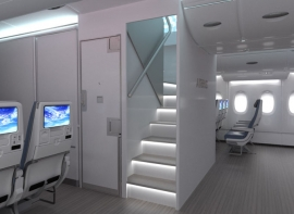 Húsz plusz ülőhely az A380-as szuperjumbón