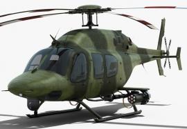 Szlovákia Bell 429-es könnyű helikoptereket vásárol a hadseregének