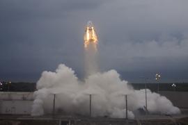 Sikeresen vizsgázott a Crew Dragon űrhajó mentőrendszere
