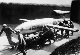 Szárnyas bombák, rakéták, repülő nyilak - Elhagyott bunkerek