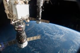 A Progress MS05-66P jelű teherűrhajó is sikeresen elindult az ISS felé