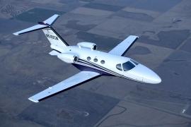 Kigurult az utolsó Cessna Citation Mustang a kansasi gyártósorról