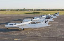 Átvette az Iran Air az első négy ATR–72-600-asát