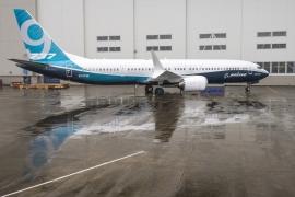 Kövesd élőben a B 737-9 MAX szűzfelszállását