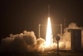 Sikeres Vega start, már ad jeleket az első magyar műhold, a Masat-I