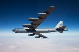B–52-es repülő erődök Oroszország határainak közelében