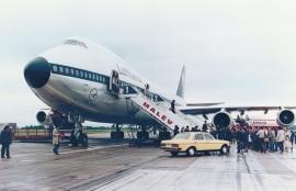 50 éves a Lufthansa Magyarországon játék véget ért